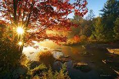 Resultado de imagen de paisajes de otoño