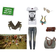 glastonbury, created by holdoncaulfield on Polyvore