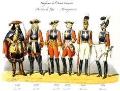 Mousquetaires du roi - Musketeers of the Guard - Wikipedia, the free encyclopedia