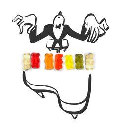 無事來嚼小熊軟糖,Haribo深度體驗報告
