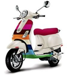 OMG !  This is the one, Will !!  I have always wanted a moped and my husband just laugh's and say's I'm crazy. I just want it to drive around town; like to the post office and back.  HA! HA!  Maybe one day. :))