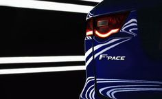 Jaguar reveals its F-Pace SUV, which was showcased at 2015 Detroit Auto Show. Jaguar is positioning its F-Pace as a luxury family sports car. Crossover, New Jaguar Suv, Jaguar Fpace, Jaguar Cars, Detroit Motors, Porsche Macan, Nova, Stars News, Concept Cars