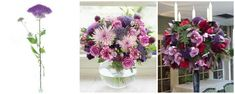 Trachelium, buchet nonconformist roz mov - flori in culoarea anului 2018: ultraviolet Glass Vase, Plants, Home Decor, Decoration Home, Room Decor, Plant, Home Interior Design, Planets, Home Decoration