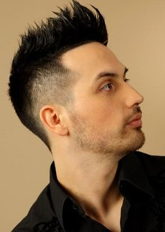 mowhawk hair on boy | ... Hairstyles for Men 2013: Mohawk Hairstyles For Men 2013 – Chapsend