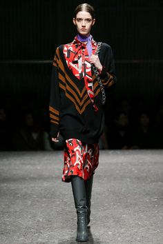 Prada Fall 2014 RTW Collection, this sweater. Image via Style.com