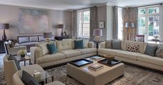 Sophisticated Modern Sofas To Covet From Todhunter Earle Interiors | Living Room Ideas. Living Room Set. #modernsofas #livingroomset #londoninteriordesign Read more: http://modernsofas.eu/2016/11/22/sophisticated-modern-sofas-covet-todhunter-earle-interiors/