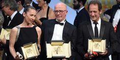 Cannes 2015 : les plus belles photos de la cérémonie de clôture