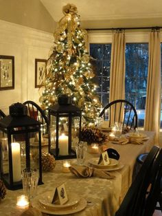 Se acerca la noche más importante del año y la mesa tiene que estar decorada con más encanto que nunca. http://www.originalhouse.info/