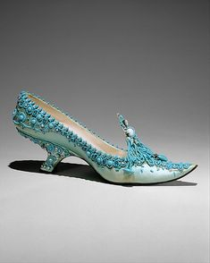House of Dior (French, founded 1947)  Designer: Roger Vivier (French, 1913–1998) Date: 1961