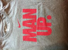 Love this Nike shirt. I remember this every time I hit the gym.
