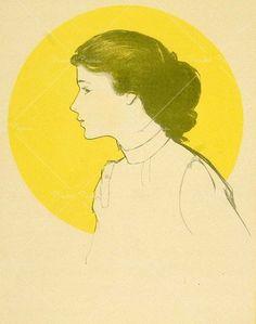 Maude Adams by Blendon Campbell