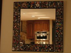 This is a perfect piece of art  for a class auction project! Each tile is unique to the child, but it is cleverly tied together using the outline beads and the color of the mosaics..   http://media-cache-ak0.pinimg.com/originals/ed/89/3d/ed893d795ce3285132b9c2989ea2f8ff.jpg