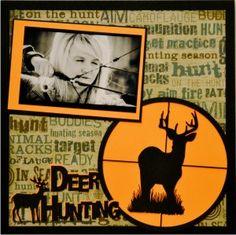 EZLaserDesigns : Deer Target Art Sample