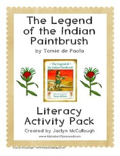 1000+ images about Legend of the Indian Paintbrush on Pinterest ...