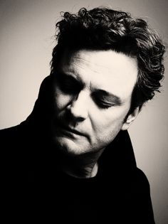 firth. He will always be Mr Darcy to me.