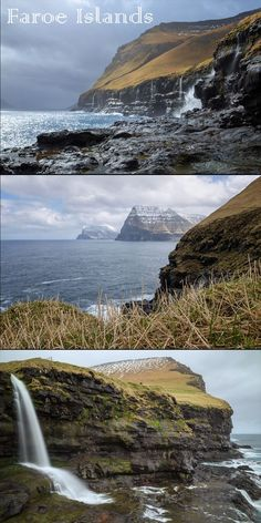 """We had plenty of time between ferries to get to the most northern tip. And with just one highway, there was no need for a map for our trip to the small island. Or so we thought."" Click to read more about our trip to the Faroe Islands!"