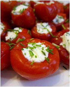 A Fab, Fun Party in No Time Flat - great, simple appetizer recipes!