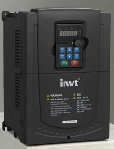 Goodrive 300 is a high-performance vector control inverter