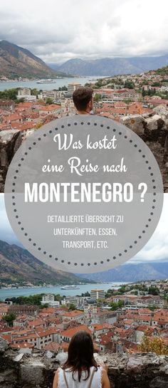 Lese unsere detaillierte Übersicht zu den #Kosten unserer #Reise nach #Montenegro. Das kostet #Urlaub auf dem #Balkan.