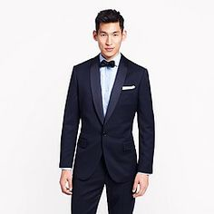 Groomsmen Tuxedos & Suits - Wedding Tuxedos & Suits, Shoes, & Accessories - For The Groom - J.Crew
