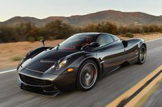 Pagani's Huayra is a hypercar unlike any other, with insane detailing and incredible performance. We take it for a road test review.
