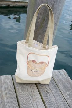 Murray's Toggery Shop — Nantucket Lightship Basket Tote
