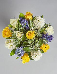 Sunny Scented Vase (Pre Order) Flowers