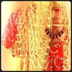 Lovely Red Necklace Great condition. Will be polished before sending. Jewelry Necklaces