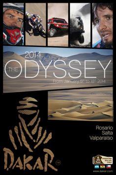 The 2014 Dakar: Argentina, Bolivia and Chile