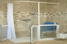 Attirant Handicapped Friendly Bathroom Design Ideas For Disabled People