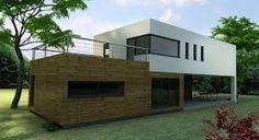 Картинки по запросу maison contemporaine avec terrasse