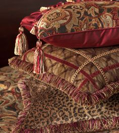 Marquise Luxury Bedding by Eastern Accents - Raquel Collection