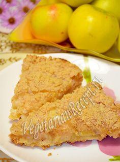 Это, пожалуй, самый вкусный пирог с яблоками! С хрустящей сладкой корочкой, нежной яблочной начинкой. Видео рецепт и фото рецепт.