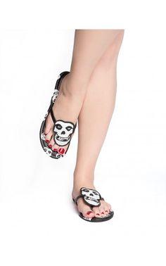 Misfits Flat Sandal