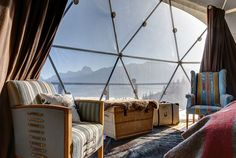 countryside - Small Hotel - The Pods, Les Cerniers, Switzerland