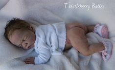 ♥ Thistleberry Babies Full-Body Solid Silicone Baby Girl Beautifully Reborn♥ in Dolls & Bears, Dolls, Artist Baby Dolls For Sale, Baby Dolls For Kids, Life Like Baby Dolls, Real Baby Dolls, Realistic Baby Dolls, Boy Baby Doll, Baby Doll Nursery, Newborn Baby Dolls, Reborn Baby Girl