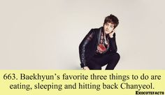 EXO Facts #663 ♥