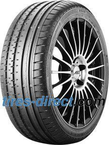 Continental SportContact 2 ( 235/55R17 99W with ridge, with raised rim rib, MO )