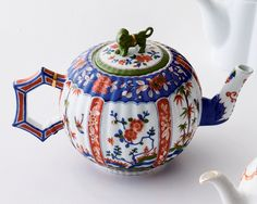 Cathay teapot by Anthropologie.