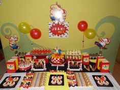 Kick Buttowski Birthday Party Ideas | Photo 23 of 29