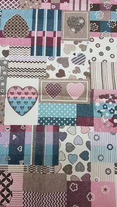 Loneta 2,80m de ancho Sea Shells, Quilts, Blanket, Christmas Ornaments, Scrappy Quilts, Store, Tejidos, Seashells, Quilt