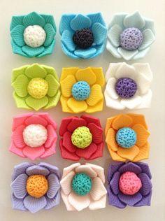 Gumpaste Flowers  ♥