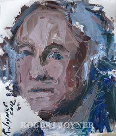 Original Painting Of George Washington by RobertJoynerFineArt, $225.00