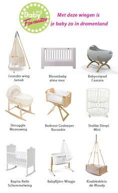 BabyStuf Favourites: de mooiste wiegen