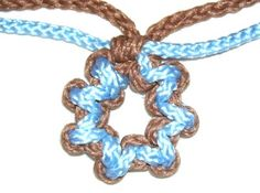 Macrame flower pendant -  Tutorial…