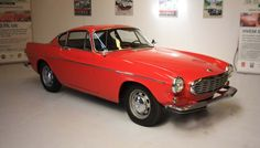 *SOLD* 1967 Volvo P1800 S with only 75K original miles on the odometer.   The car has a 4-speed manual with working overdrive. K- 152