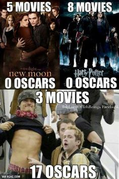Harry Potter sucks. Not as much as twilight, but it really sucks. LOTR FTW.