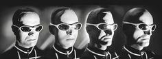 Kraftwerk/ early techno