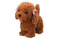 Small Dog Toy poodle PERO by Iwaya ** Click image to review more details. (Note:Amazon affiliate link)