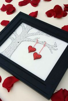 Valentine's Day is adorned with numerous craft specialties. Handmade crafts infuse Valentine's Day with a special color. Numerous easy-to-make craft … Valentines Day Decorations, Valentine Day Crafts, Holiday Crafts, Holiday Fun, Homemade Valentines, Printable Valentine, Valentine Box, Valentine Wreath, Cute Valentine Ideas